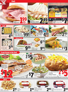 Quality Foods Flyer July 17 – 23, 2017
