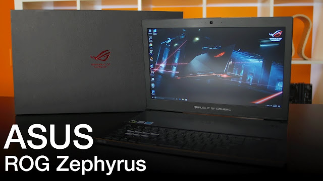 Asus ROG Zephyrus GX501
