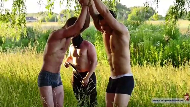 RusCapturedBoys - Fresh Meat for the Master. Final Part.