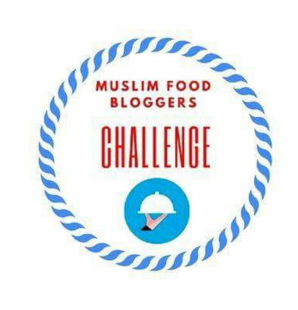 Muslim Food Bloggers Challenge