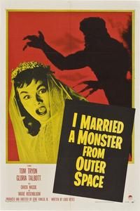 Watch I Married a Monster from Outer Space Online Free in HD
