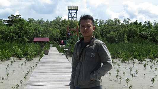 Wisata mangrove setapuk besar singkawang