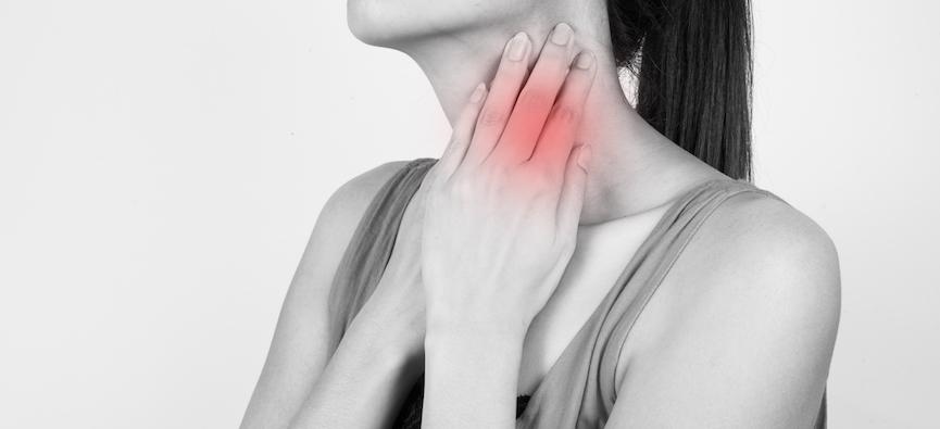 Cara Mengempeskan Leher Bengkak Akibat Penyakit Gondok