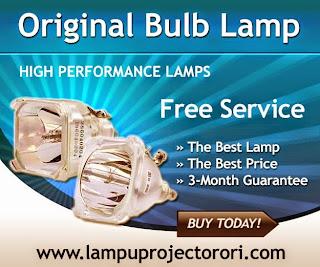 Jual lampu infocus murah
