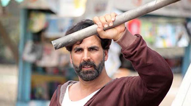 Akshay Kumar, angry, Gabbar is Back