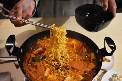 Kimchi Resto : Recommendation Korean Food In Solo