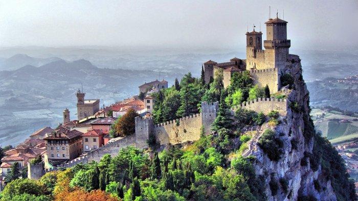 San Marino, Negara yang Didirikan Seorang Tukang Batu