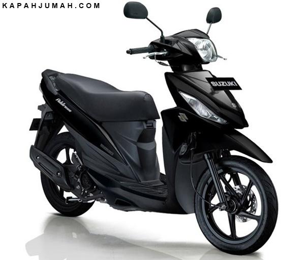Suzuki Address Balck Predator