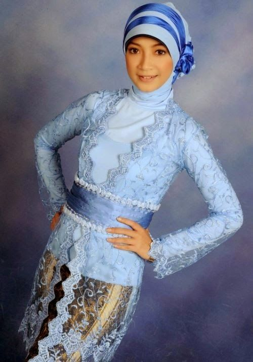 contoh baju muslim