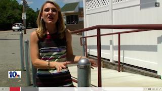 WJAR's Katie Davis reports on storefront crashes