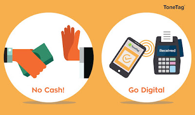 Benefits of Cashless Transaction
