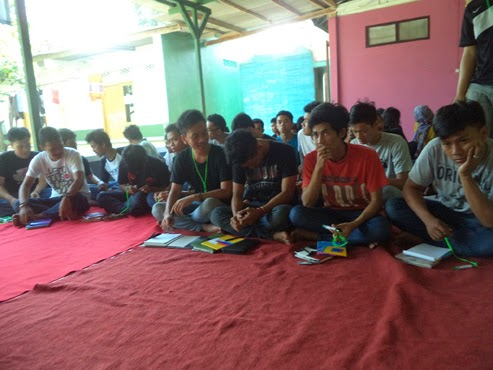 Belajar bahasa di VOC kampung inggris pare kediri