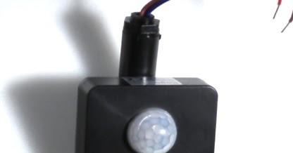 Iluminaci n led sensores de movimiento - Sensores de movimiento para iluminacion ...