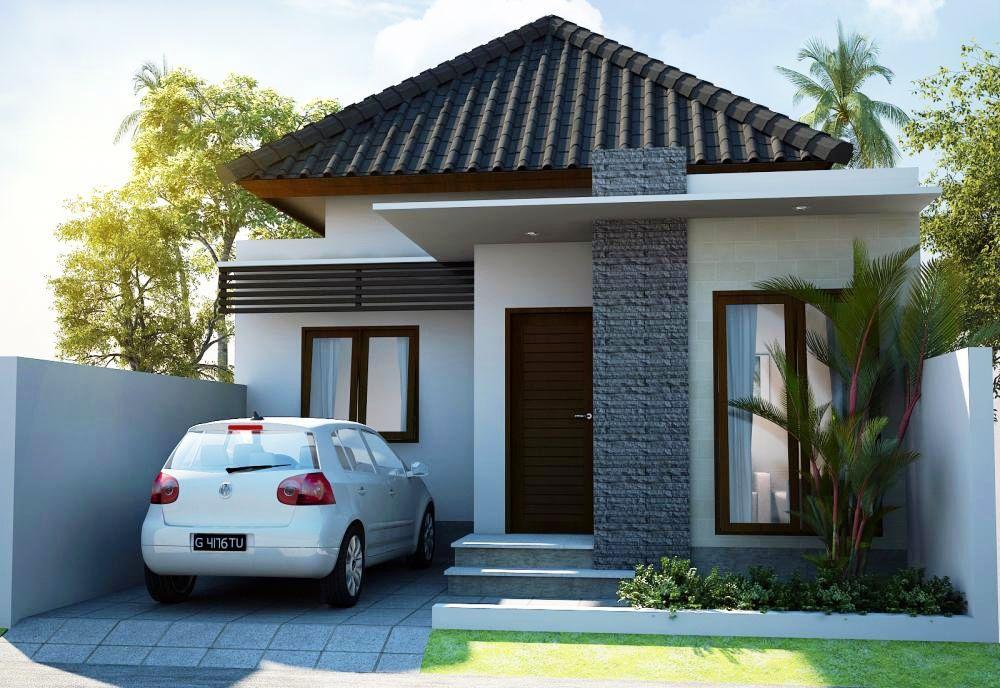 Gambar Rumah Minimalis Modern Terbaru 1 Lantai