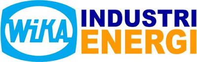 LOKER Staf Pengadaan WIKA INDUSTRI ENERGI SELURUH INDONESIA DESEMBER 2018