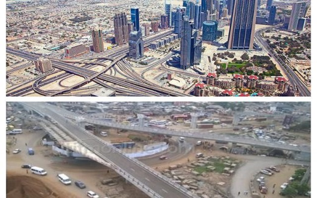 Dubai residents demand apology for Circle interchange comparison [Video]