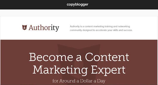 CopyBlogger Content Marketer ofrece un curso con certificado oficial de marketing digital