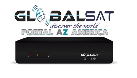 Resultado de imagem para GLOBALSAT GS111 - GS111 PLUS PORTAL