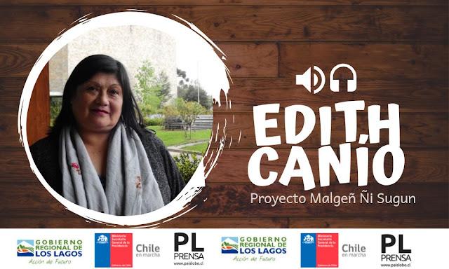 Dirigenta Mapuche Edith Canio - Malgeñ ñi sugun | Podcast 08