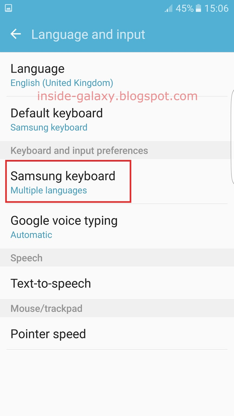 Samsung Galaxy S7 Edge: How to Enable and Use Cursor Control