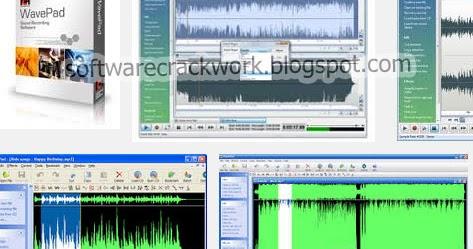 Wavepad sound editor free registration code virkmönster sjal