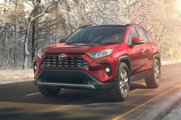 Toyota RAV4 Suv India Price