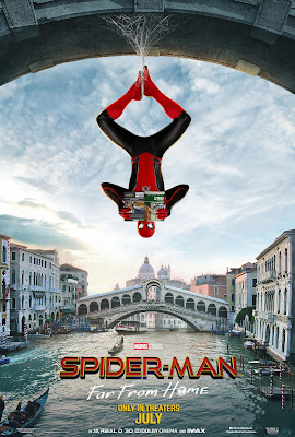 Spider-Man: Far From Home Venice poster