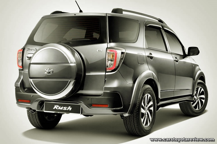 Toyota Rush 2017 Price And Release Date