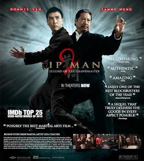Download Ip Man 2 (2010) 720p BRRip Subtitle Indonesia