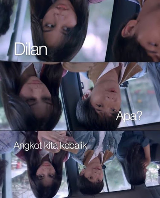 Meme Film Dilon 1990 - Blog Mas Hendra