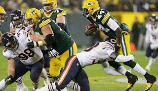 Chicago Bears vs Green Bay Packers live 2017 NFL regular season week – 10 online live streaming on FOX TV