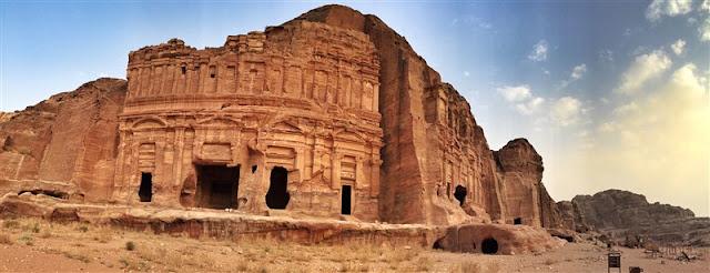 Petra Jordan lost city kings domes