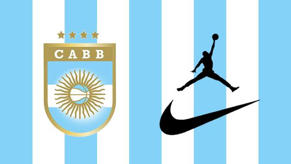 Nike é a nova fornecedora esportiva da Seleção Argentina de basquete - Show  de Camisas 4a442bfa83570