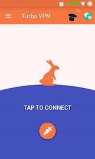 cara menghilangkan internet positif di android