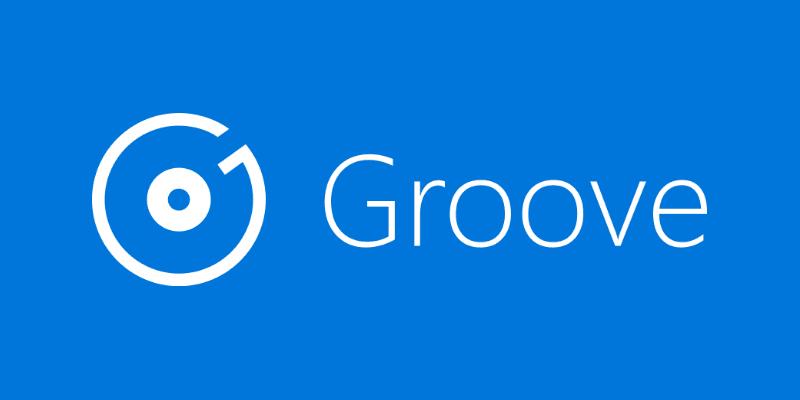 Microsoft resmi tutup layanan musik Groove