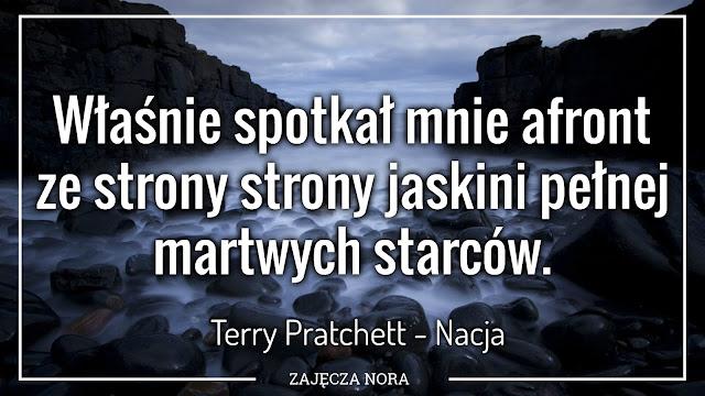 Terry Pratchett Nacja