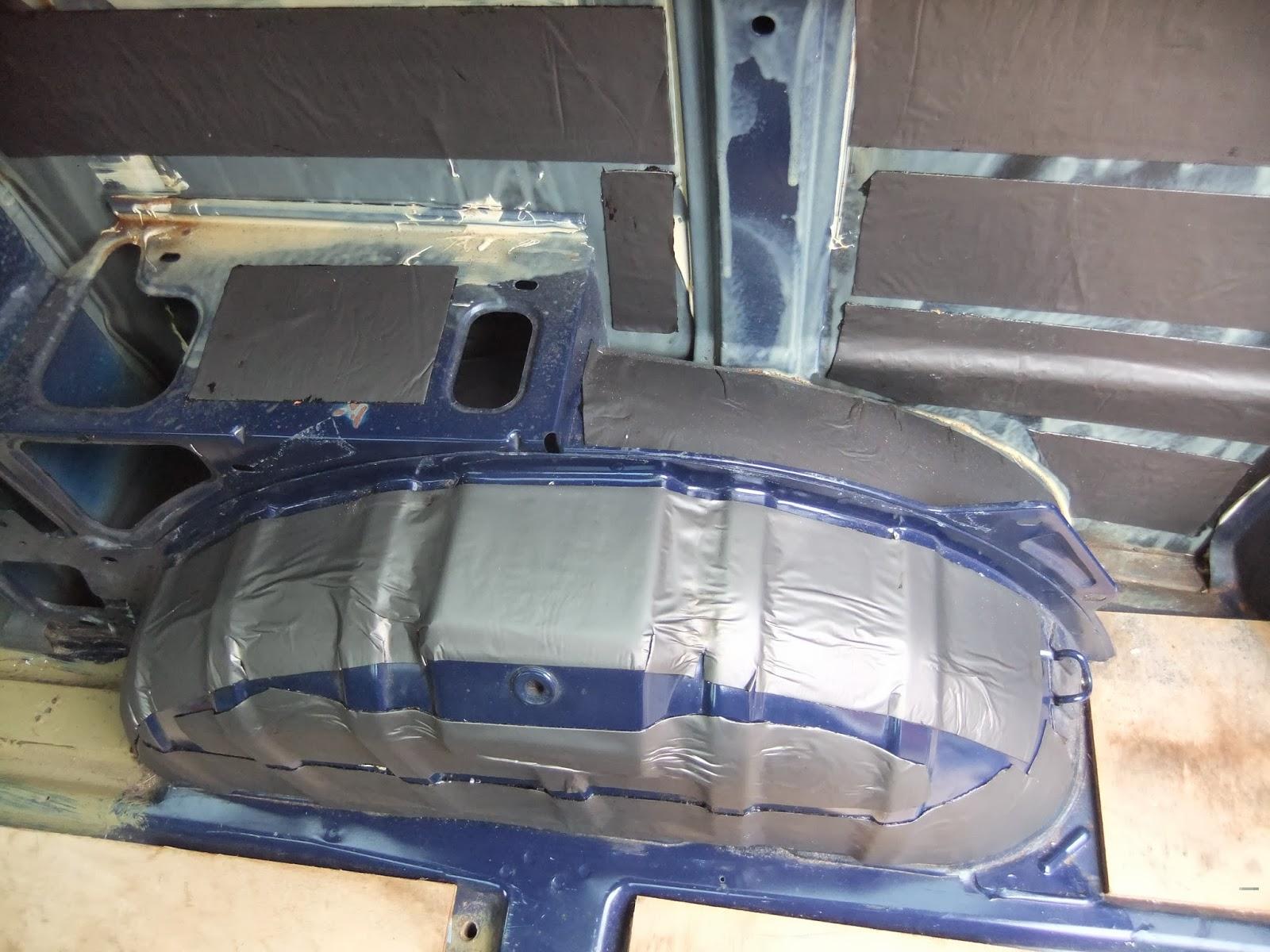 Peugeot Expert 806 Scudo Dispatch Conversion