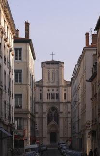 l'église Saint-André à Lyon