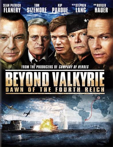 Ver Valkiria: El amanecer del Cuarto Reich (2016) Online