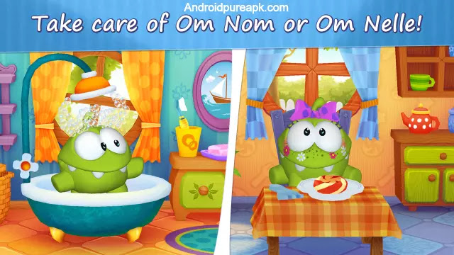 My Om Nom Mod Apk Download
