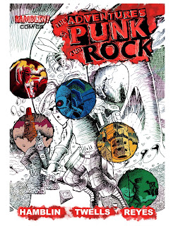 Punk and Rock back in color!