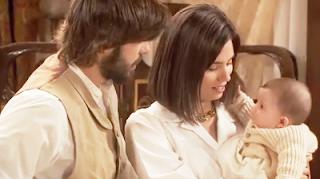 Gonzalo e Maria tornano da Cuba a Il segreto