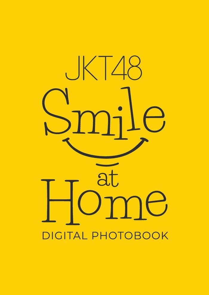 [Digital Photobook] JKT48 &Smile at Home (2020.04.21)