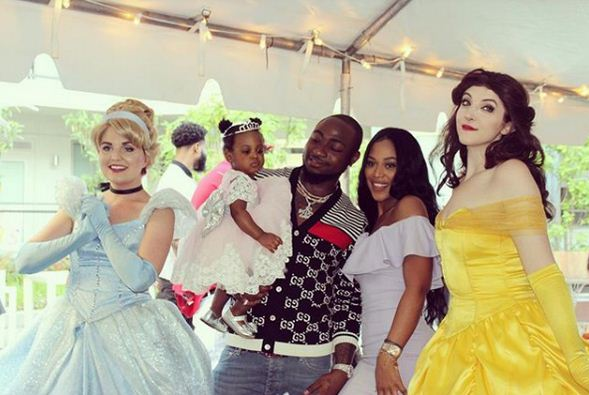 davido-daughter-hailey-birthday-photos