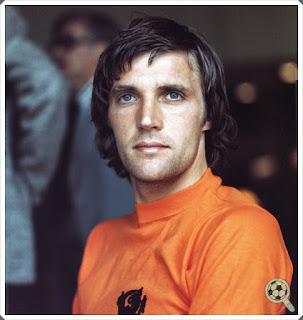 Ruud Krol Netherlands 1974