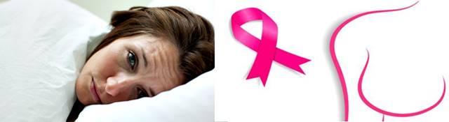 La falta de sueño y su relación con el cáncer de mama