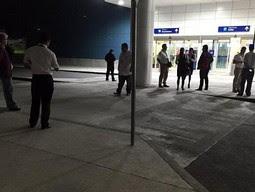Por amenaza de bomba se realizó operativo en aeropuerto de Veracruz
