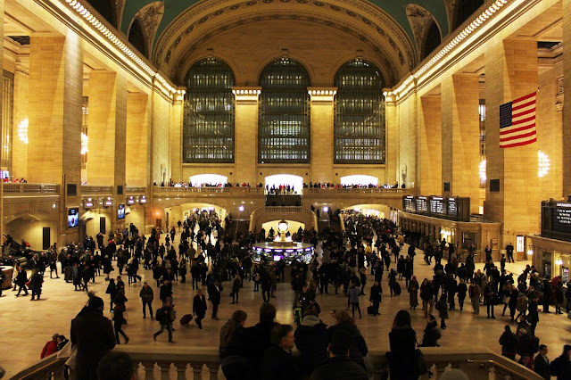 Grand Central Station | weekend in New York | travel and lifestyle blog