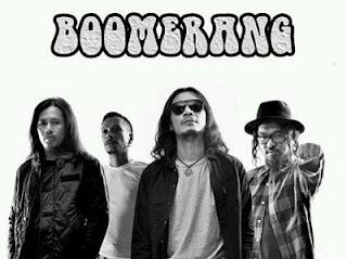 Lirik dan Kunci Gitar Boomerang - Kisah