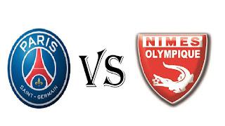 مشاهدة مباراة باريس سان جيرمان نيم أوليمبك بث مباشر اليوم1-9-2018 في الدوري الفرنسي بث حي لايف علي موقع أوفسايد 360 - ofside360